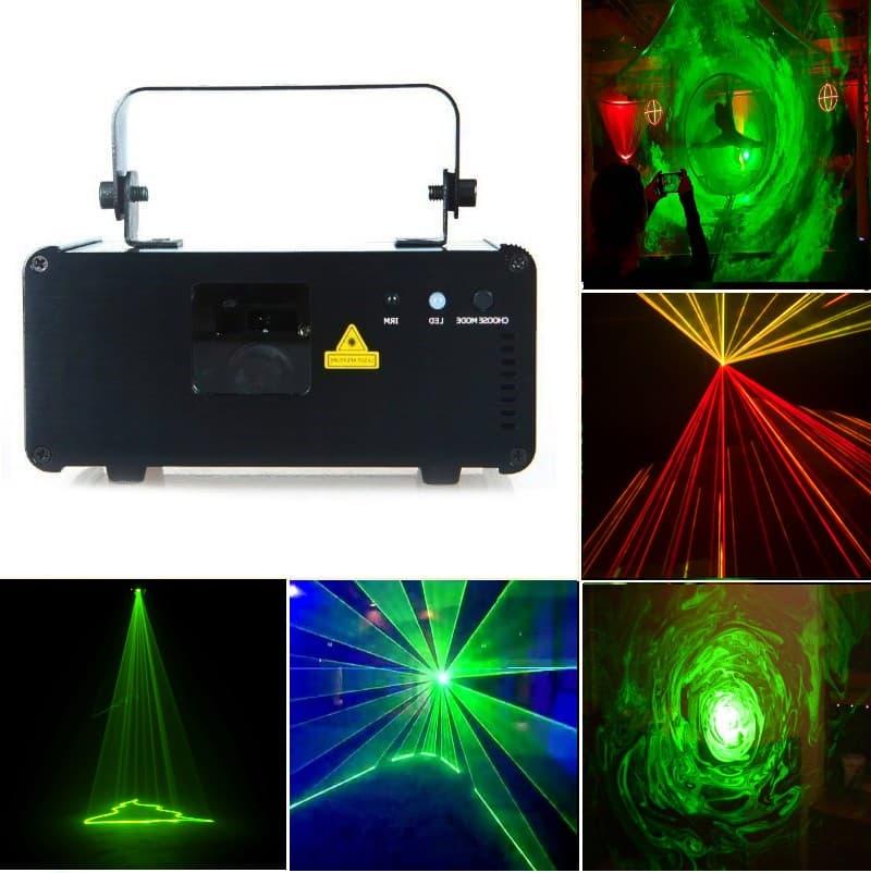 Лазер для дискотеки купить в Тюмени